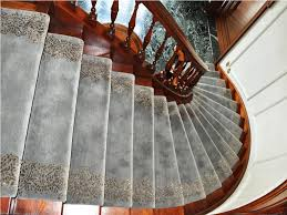 carpet stair treads. gray carpet treads for stairs stair