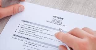 It Resume Writing Services The Way Forward In Your Career Blog