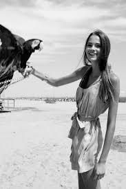 Black and White skinny thin Model bird modelo opaquegreatness Jillian Payne  loro opaquegreatness •