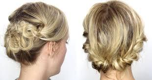 Coiffure Facile Cheveux Mi Long Tresse Les Tendances Mode Du