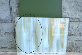 Back Painted Glass Backsplash My DIY Trial Run Interesting How To Install Backsplash Tile Sheets Painting