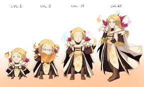 level up by keterok dota 2 pinterest