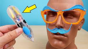 Новая Прозрачная 3Д <b>Ручка 3Doodler</b> Start! Познаватель с ...