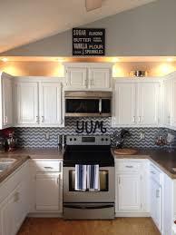 Kitchen Cabinet Shelf Paper Kitchen Decor Backsplash Is A Shelf Liner Found At Marshalls