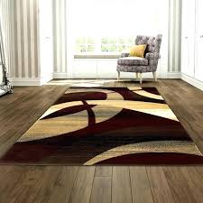 brown and tan rug area rugs abstract hand woven chocolate black gray dark r