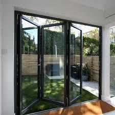 quality folding sliding door system
