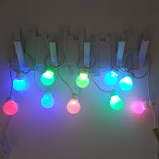 colour changing led festoon lights multi colour fairy lights by qbis add