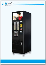 Vending Machine Suppliers Interesting F48A Fully Automatically Coffee Vending Machine Suppliers China