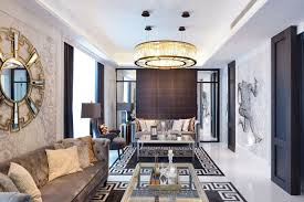 Classical Photo Home Tour An Artistic Penthouse With Classical And Art Deco
