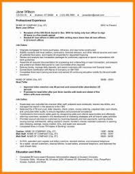 Ideas Of Bank Teller Responsibilities For Resume Bank Teller Resume ...