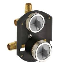 multichoice universal rough in kit with integrated diverter