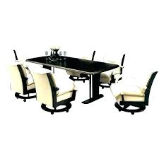 rolling dining chairs exotic rolling dining chair dining room chairs rolling desk chairs without rollers