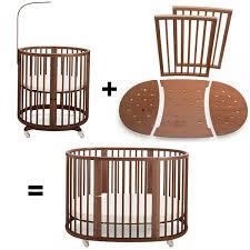 stokke sleepi mini to crib bed extensions walnut clearance