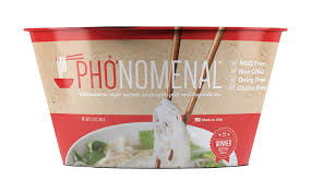com pho nomenal instant pho bo vietnamese beef noodle soup 12 bowl pack grocery gourmet food