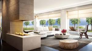 Large Living Room Furniture Make The Living Room Design Become More Comfortable