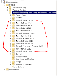 Ms Office 2013 Powerpoint Templates Question How To Install Office 2013 Administrative Template