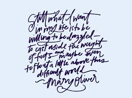 Mary Oliver Quote By Logan Smith Dribbble Magnificent Mary Oliver Love Quotes