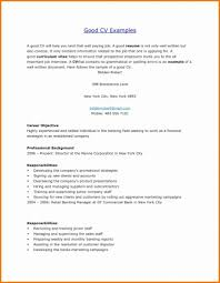 Writing A Good Resume Effective Resume Samples Berathen Com How To Write A Good Good 93