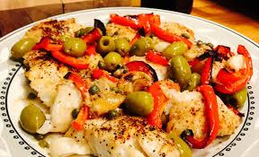Marsh's Seared Pacific Cod Recipe ...