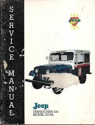 cj dj jeep service manuals original reproductions llc yuma sb 10002 sm 1969 <font