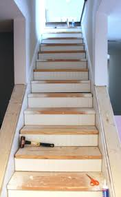 painted basement stairs. Simple Painted Basement Steps Decorating Ideas For Painted Stairs S