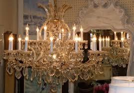 19 light italian crystal chandelier
