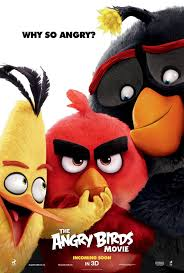 The Angry Birds International Poster | Angry birds full movie, Angry birds  movie, Angry birds