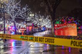 Ogden City Park Christmas Lights Ogden Police Christmas Village Is Safe Secure Area Despite