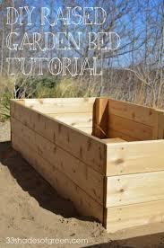 Best 25 Diy Raised Garden Beds Ideas On Pinterest Raised Beds