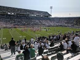 Spartan Stadium Section 25 Rateyourseats Com