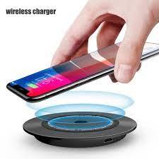 Đế sạc nhanh không dây 10W cho iPhone X 8 Plus Samsung Galaxy Note 8 S8 S9  Plus S7 giảm chỉ còn 542,000 đ