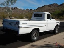 Chevy Apache Fleetside Truck (4x4)