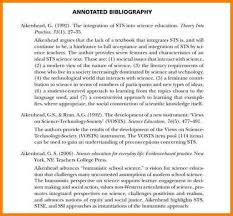 Annotated Bibliography Template Preparing Type     DWRL Lesson Plans