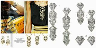 l to r detachable havana chandelier earrings 49 havana pendant 89 casablanca earrings 59