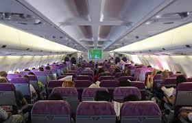 Airbus A330 Seating Chart Thai Airways Seat Map Thai Airways International Airbus A330 300 333
