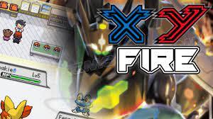 Pokemon Fire XY - The Best Pokemon X/Y on GBA 2020 by Saymon XYZ! - YouTube