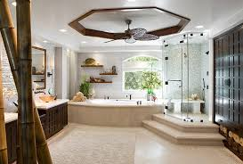 View in gallery Vivacious Oriental theme in the Master Bath