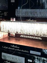 interior architecture fabulous costco ceiling lights of light fixtures with artika ampere crystal ellipse at