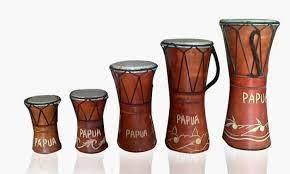 Aramba alat musik tradisional suku nias, aramba (istimewa) kali ini, kita ke daerah sumatera utara. Gendang Tifa Alat Musik Unik Khas Bumi Papua Berita Papua