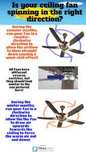 each home situation may be diffe feel free to experiment with the direction settings to find an airflow suitable for your needs make sure the fan is