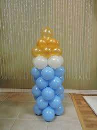 Baby Bottle Balloon Decoration babyshowerballoonideasbabyshowerballoonideasnwiballoons 10