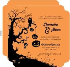 Halloween Wedding Invitations Halloween Wedding Invitations Halloween Wedding Invites