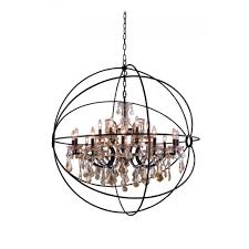 Chandelier wiring diagram 1130g43db gt rc 1 foucaults orb light with