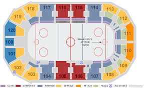 Mavs Arena Seating Chart Silverstein Eye Centers Arena Independence Tickets