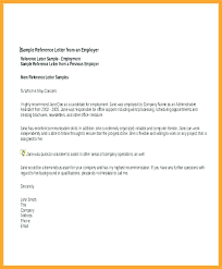Recommendation Letter For An Employee Template Juanmarin Medical