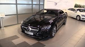 Mercedes-Benz S Class Coupe 2015 In Depth Review Interior Exterior ...