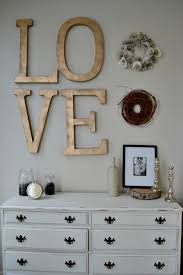 love words for bedroom wall decor