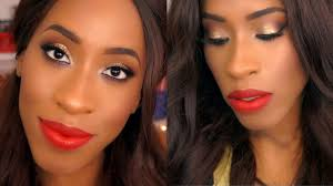 prom makeup for dark skin makeup for prom 2016 dark skin glitter eyes