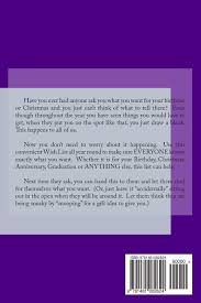 My Wish List A Gift Getting Guide For All Brian Scott Bowers