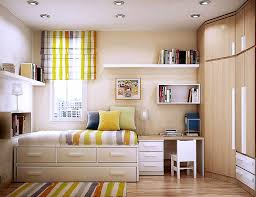 Small Master Bedroom With Storage Bedroom Beauteous Small Rooms Bedroom Interior With Red Day Bed